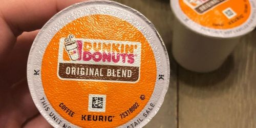 Dunkin Donuts K-Cups 24-Count from $8.81 Shipped on Staples.com | 37¢ Per K-Cup