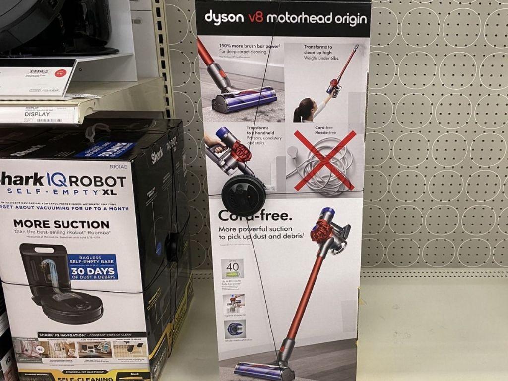 Dyson v8 Motorhead Stick vacuum