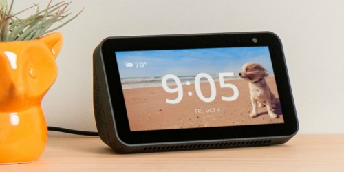 Echo Show 5 + Blink Indoor Security Camera Only $54.98 Shipped on Target.com (Regularly $115)
