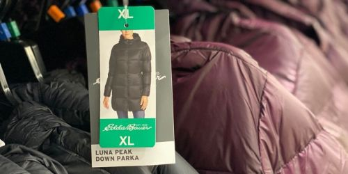 Eddie Bauer Cirrus Down Jackets For Men & Women from $39.99 Shipped (Regularly $99+)