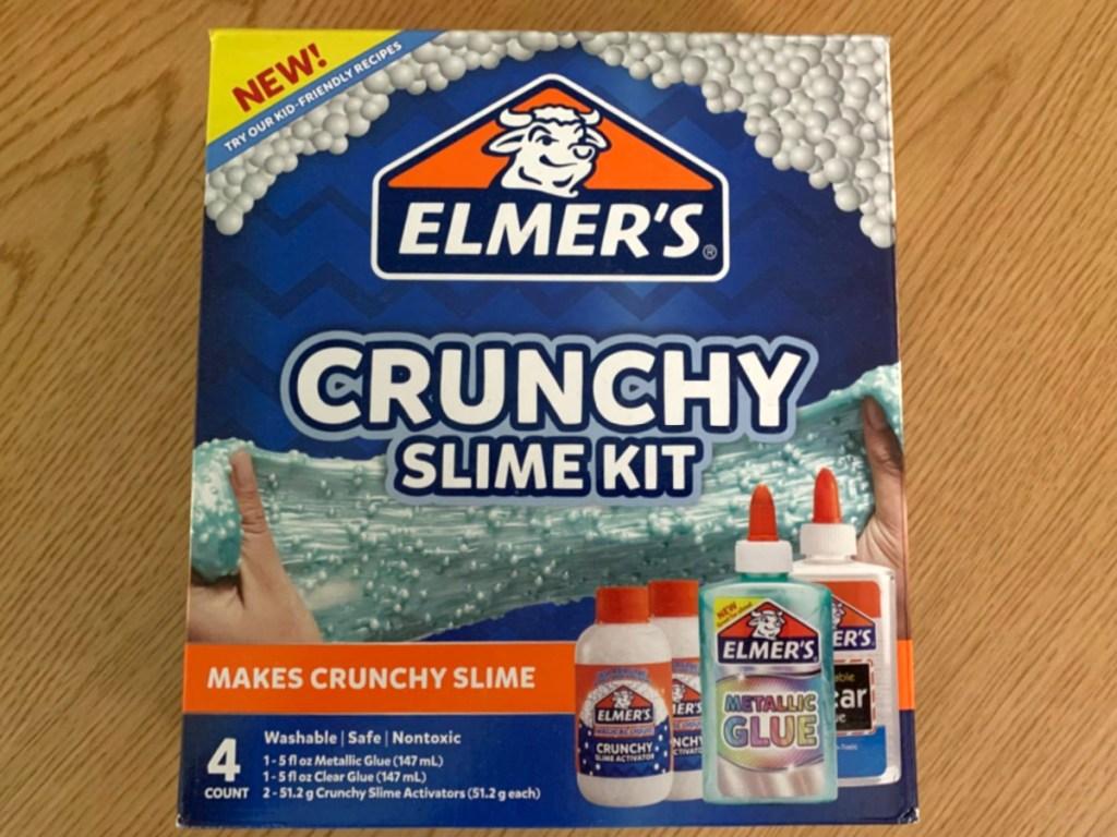 slime kit in box