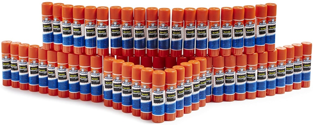 60 glue sticks