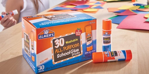Over $43 Worth of School & Office Supplies Just $15 Shipped on Amazon | Elmer's, EXPO, & More