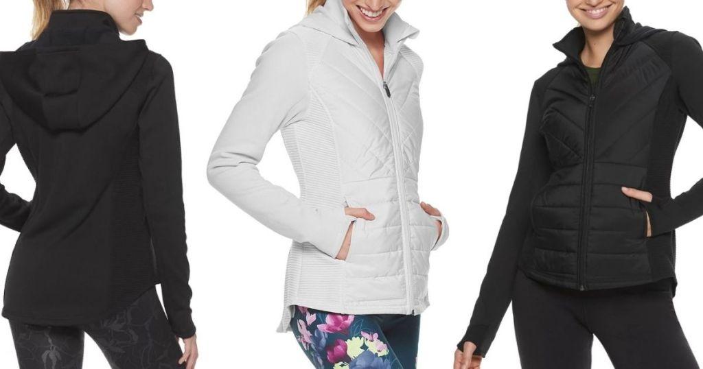 Fila Sport Women's Jackets