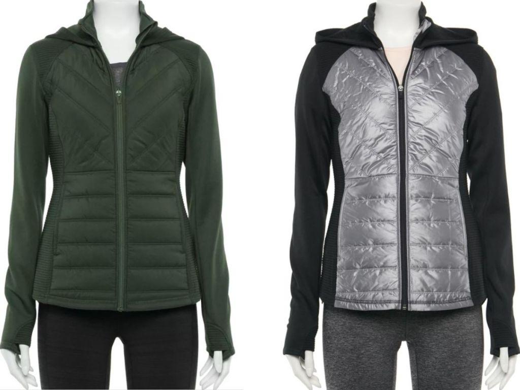Two Fila SPorts Women's Jackets