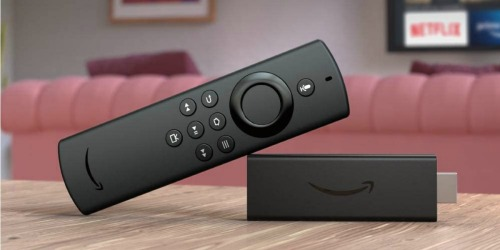 Fire TV Stick Lite w/ Voice Remote Just $17.99 (Regularly $30) + FREE 1-Year Food Network Kitchen Subscription