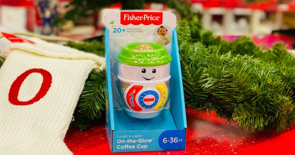 Fisher Price Coffee Cup Toy