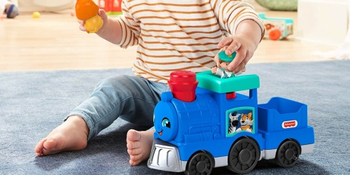 Fisher-Price Little People Animal Train Only $11.99 | Today Only