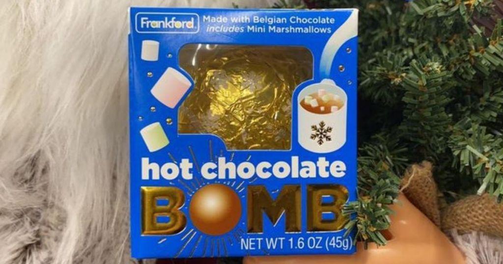 Frankford Hot Chocolate Bomb