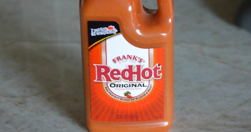 Frank's Red Hot Original Sauce