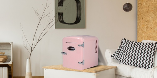 Frigidaire Portable Retro Mini Fridge Only $29.98 on Sam'sClub.com