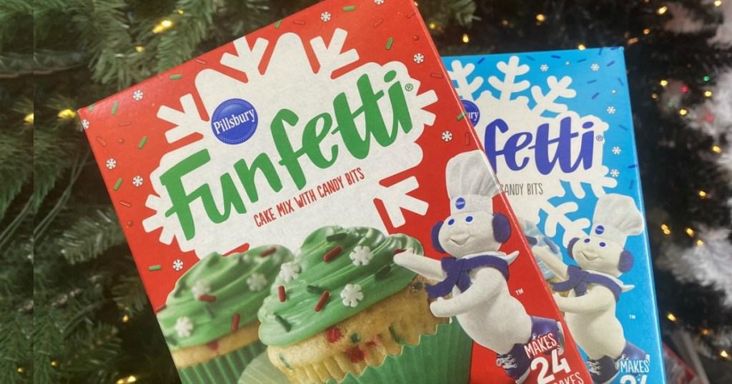 Funfetti Cake Mix at Walmart