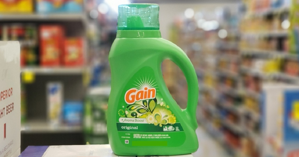 Gain Aroma Boost Original Laundry Detergent