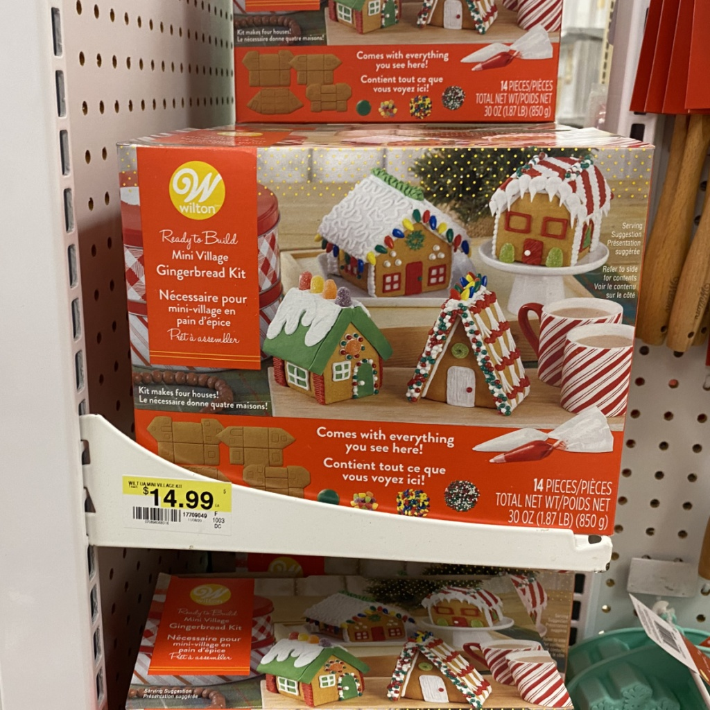 Gingerbread Kit