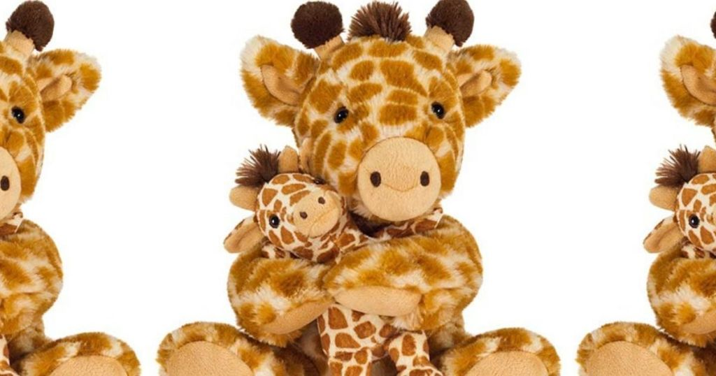 Mainan Ibu dan Bayi Jerapah