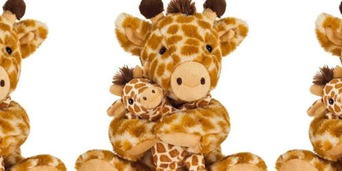 Mama and Baby Plush Giraffe Set Only $10.99 on Zulily (Regularly $12)