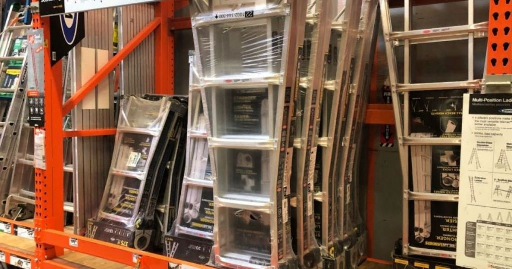 The Home Depot Gorilla Ladders