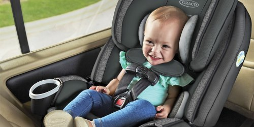 Graco 4Ever Convertible Car Seat Just $199.99 Shipped on Amazon (Regularly $300)