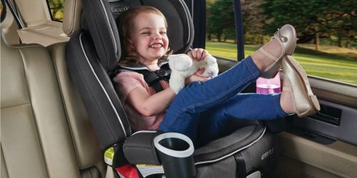 Graco 4Ever Car Seat Only $199.99 Shipped (Regularly $300) | Fits Kids 4-100 Pounds