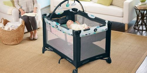 Graco Pack 'n Play w/ Bassinet Only $53.99 Shipped on Walmart or Amazon (Regularly $100)