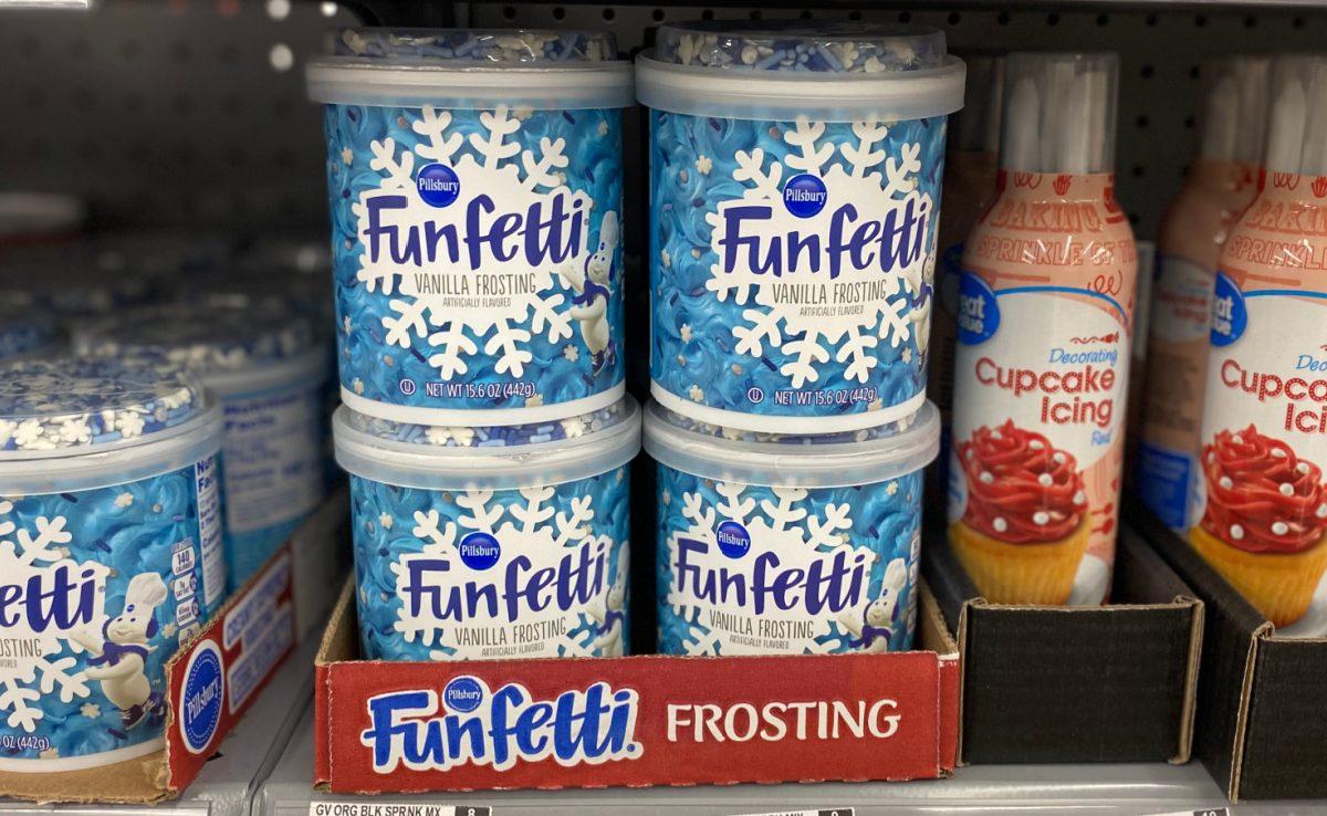 pillsbury funfetti blue holiday frosting