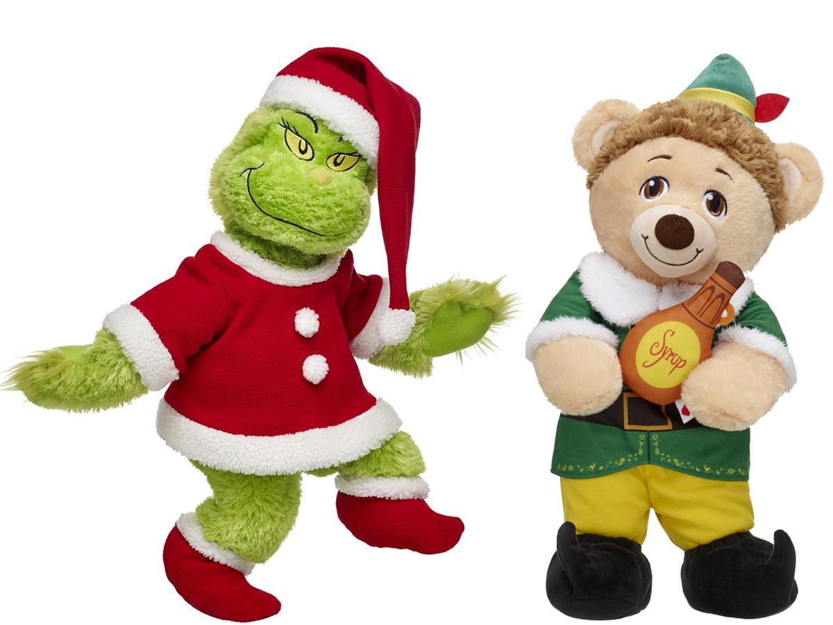 The Grinch and Elf Bear Bundles