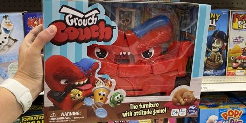 Highly Rated Grouch Couch Game Only $9.99 on Amazon (Regularly $20)