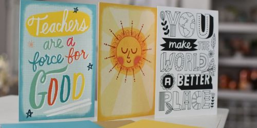 FREE Custom Hallmark Greeting Card + Free Delivery (Up to $13 Value)
