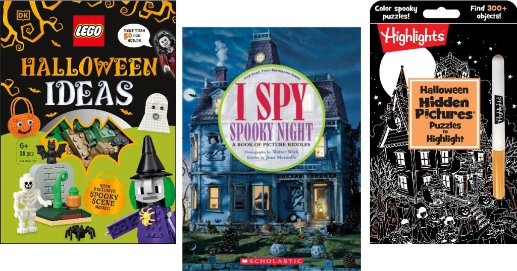 Halloween Kids Books