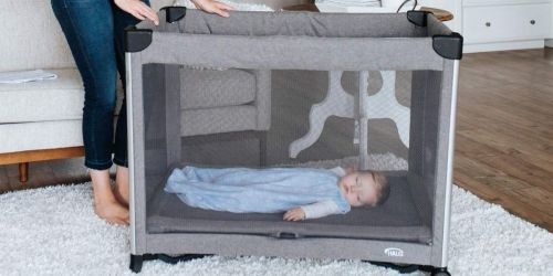 HALO 3-in-1 DreamNest Plus Bassinet Only $99 Shipped on Amazon (Regularly $300)