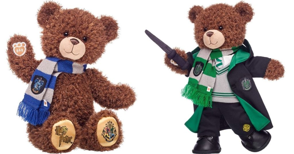 two Harry Potter bears
