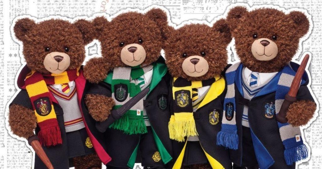 Harry Potter Build-A-Bear bears