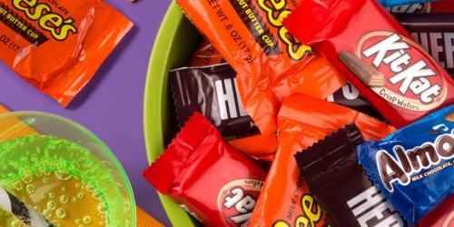 Up to 75% Off Hershey's Halloween Candy Assortments on Walmart.com