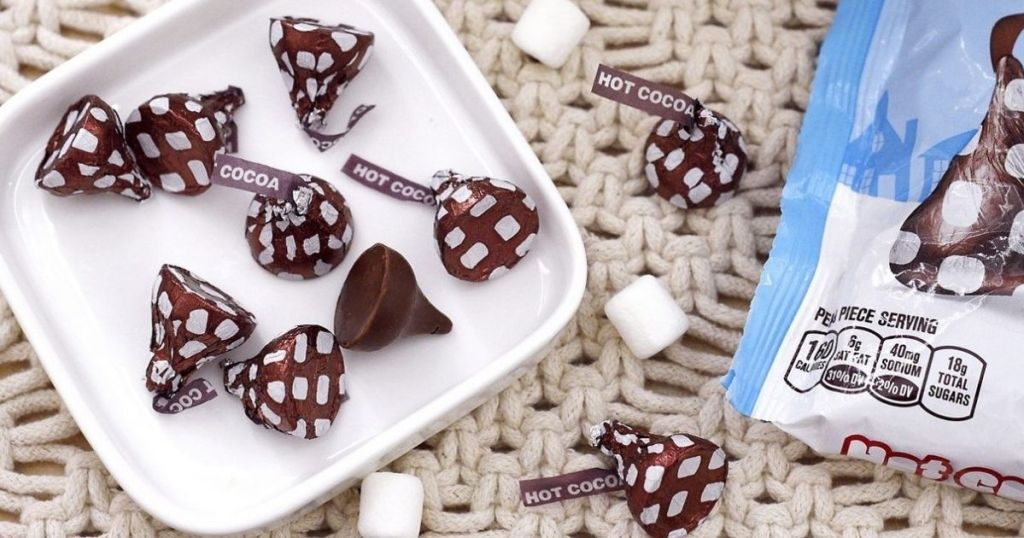 Hershey's Hot Cocoa Kisses