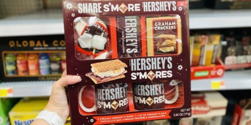 Walmart Has a Hershey's Gift Set w/ Everything You Need for Yummy S'mores | Only $9.98 In-Store & Online