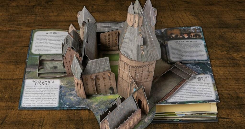 Hogwarts Castle Pop-up