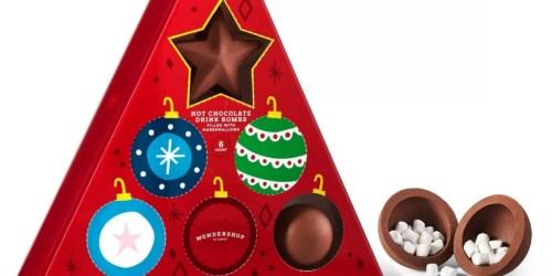 Wondershop Hot Cocoa Bomb Advent Calendar Available at Target