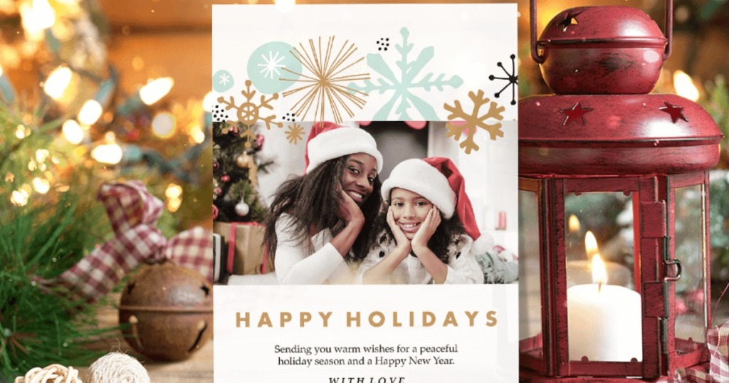 Holiday Cards from Staples