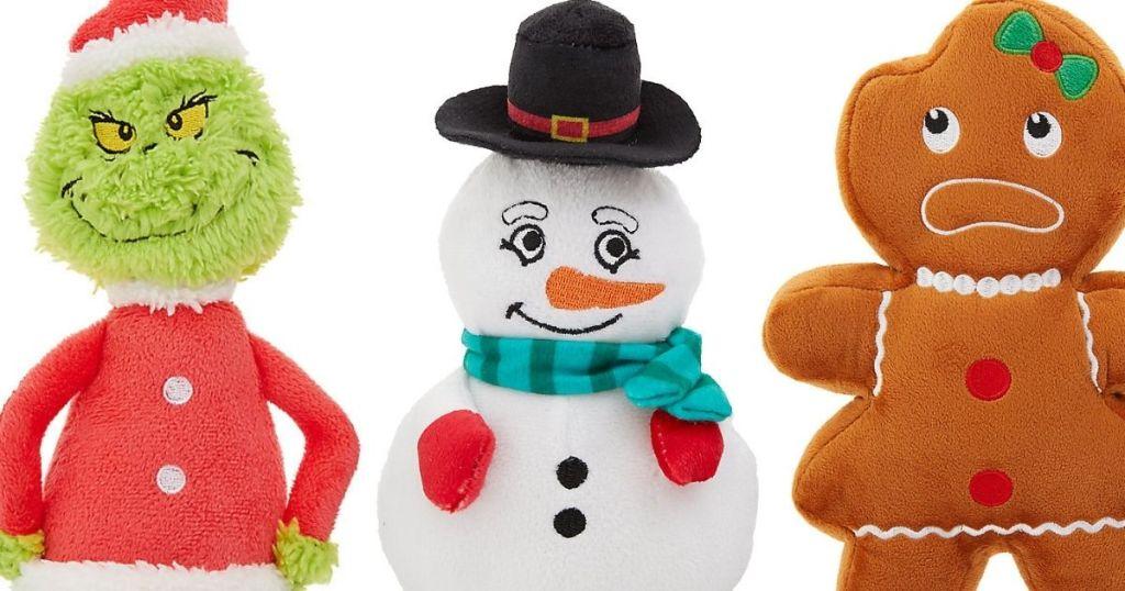 Tiga mainan hewan peliharaan liburan dari Petsmart