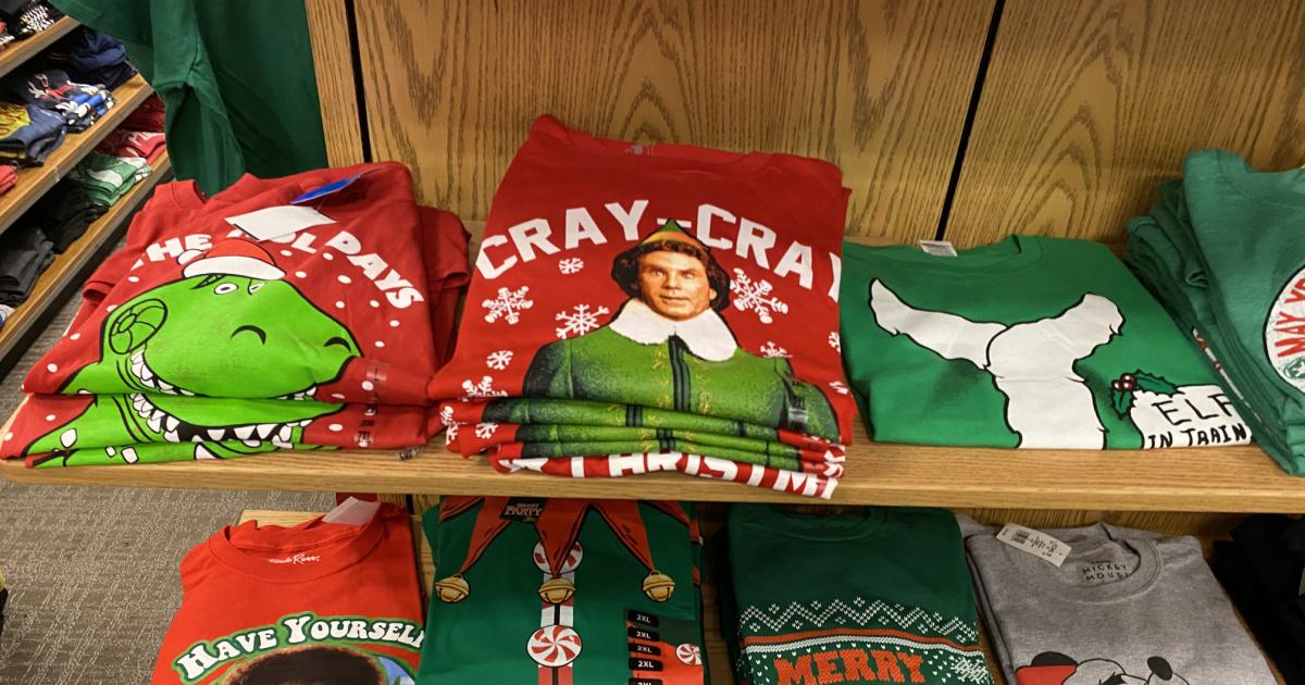 Holiday Shirts