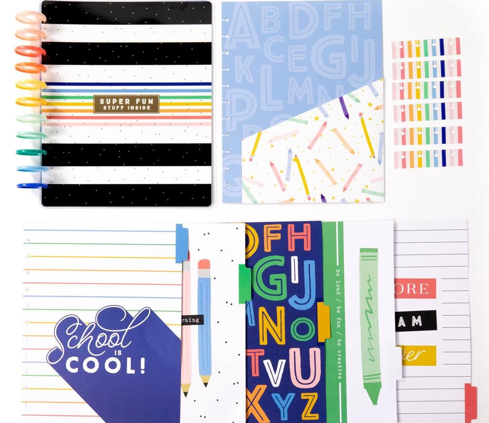 Happy Planner and accessories