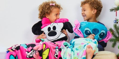 FREE Shipping on ANY ShopDisney Order | Save on PJs, Blankets, Slippers & More