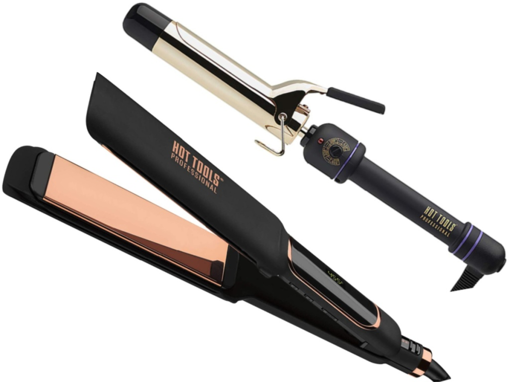 2 hot tools hair care wands
