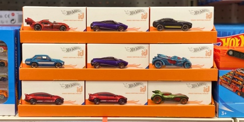 Hot Wheels id Cars from $2.99 on Amazon | Stocking Stuffer Idea