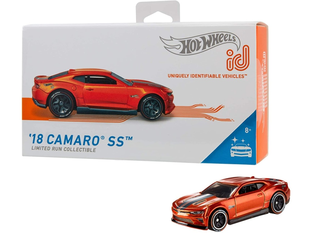 hot wheels ID Camaro car