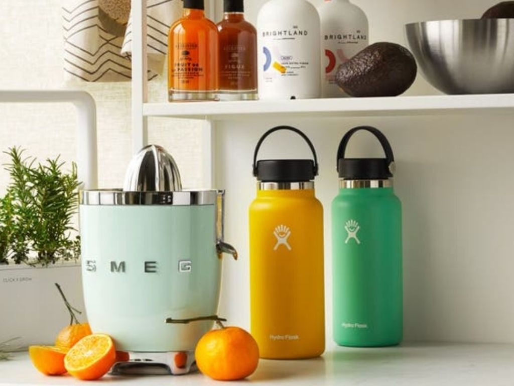 Hydro Flask Wide Mouth Bottles