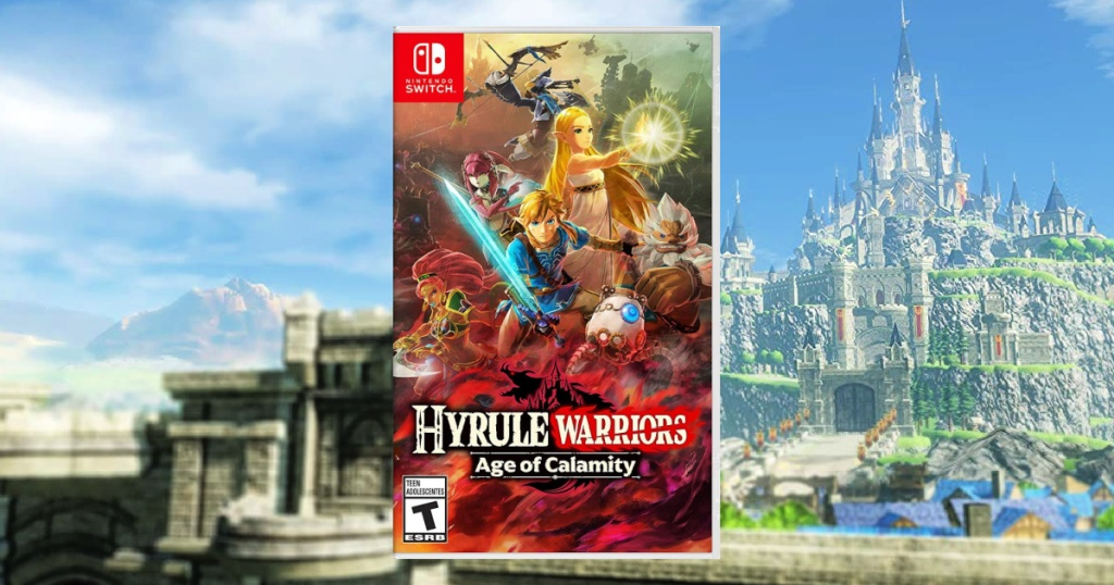 Hyrule Warriors Nintendo Switch Video Game Only 49 94 Shipped On Amazon Hip2save
