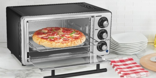 Insignia 4-Slice Toaster Oven Only $19.99 Shipped (Regularly $40)