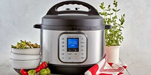 Instant Pot Duo Duo Nova 10-Quart Multi-Cooker Only $89.99 Shipped on BestBuy.com (Regularly $150)