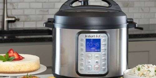 Instant Pot Duo Evo Plus 9-in-1 Pressure Cooker Only $89.99 Shipped on Amazon (Regularly $140)